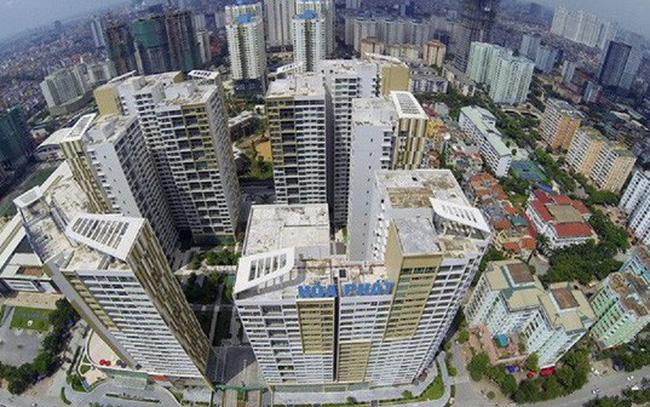 Thanh khoản thị trường chung cư Hà Nội sụt giảm mạnh - Hình 1