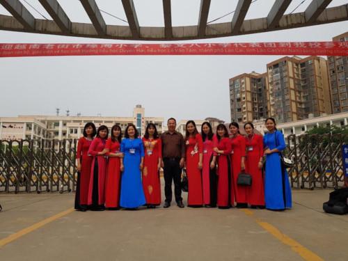 Trường Tiểu học Lê Văn Tám, Lào Cai: Chuyển mình đổi mới, tiên phong hội nhập - Hình 2