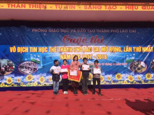 Trường Tiểu học Lê Văn Tám, Lào Cai: Chuyển mình đổi mới, tiên phong hội nhập - Hình 4