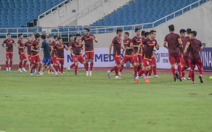 Tuyển Việt Nam dùng đội hình nào để đấu Malaysia? - Hình 1