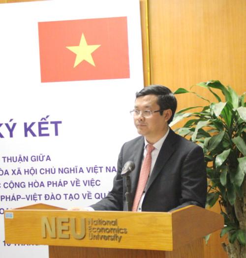 Việt Nam - Pháp: Thỏa thuận về việc phát triển Trung tâm Pháp - Việt đào tạo về quản lý - Hình 2