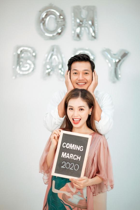 Vợ Quang Tuấn mang thai con đầu lòng sau 3 năm kết hôn - Hình 2
