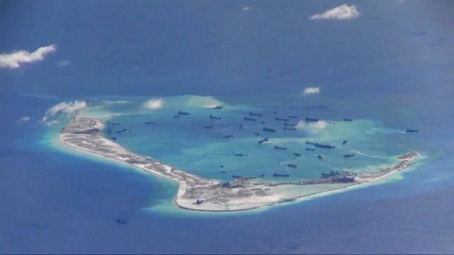 Điểm yếu lớn nhất của các căn cứ Trung Quốc xây trái phép ở Biển Đông - Hình 2
