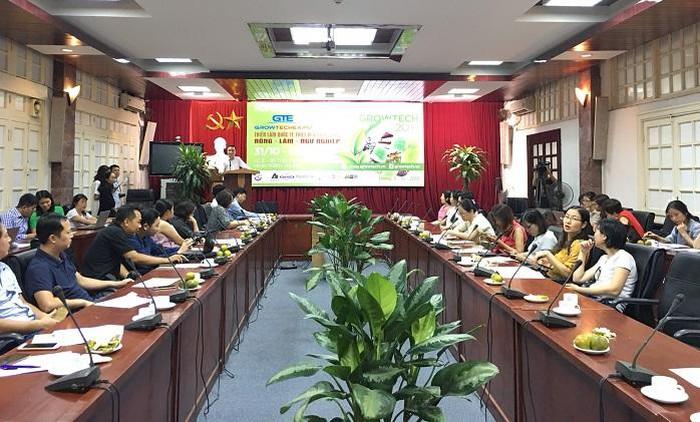Growtech Vietnam 2019: Điểm hẹn chuyển giao công nghệ - Hình 1