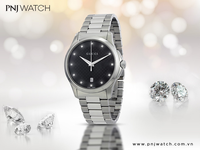 Mãn nhãn với 7 thương hiệu đồng hồ kim cương - Hình 4