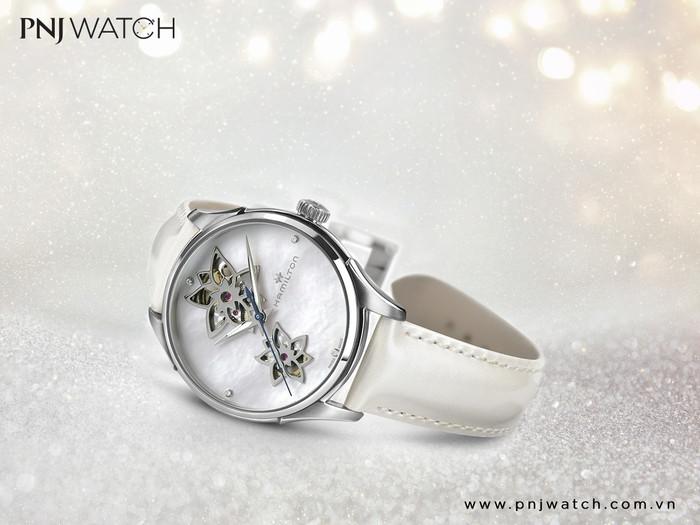 Mãn nhãn với 7 thương hiệu đồng hồ kim cương - Hình 5