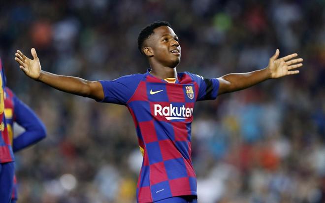 Sao tuổi teen của Barca được phép khoác áo Tây Ban Nha - Hình 1