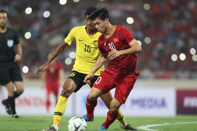 Tranh cãi màn trình diễn Công Phượng trước Malaysia: Ranh giới hay - dở - Hình 2