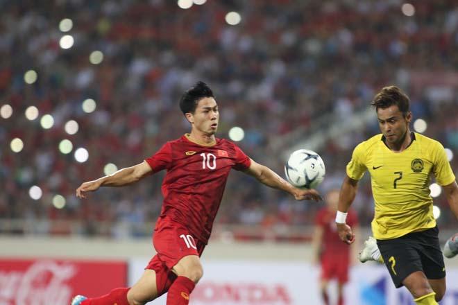 Tranh cãi màn trình diễn Công Phượng trước Malaysia: Ranh giới hay - dở - Hình 1