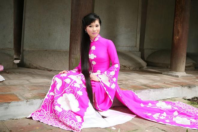 Vợ shark Hưng từng đạt giải Á hậu 1 tại cuộc thi sắc đẹp với mái tóc dài hơn 1 m đầy ấn tượng - Hình 5