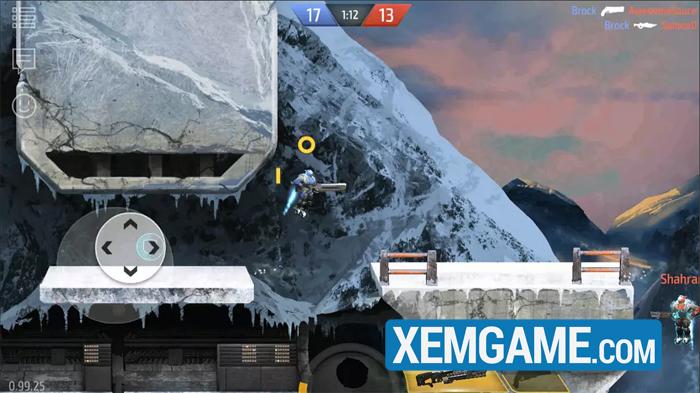 Armajet - trải nghiệm cảm giác bay lượn tự do trong tựa game bắn súng 2D đầy hấp dẫn - Hình 1