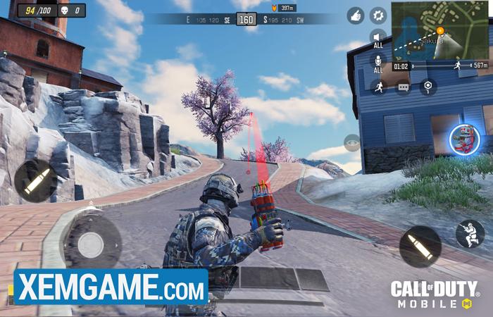 Call of Duty Mobile : Chi tiết kỹ năng các nhân vật trong chế độ Battle Royale - Hình 1