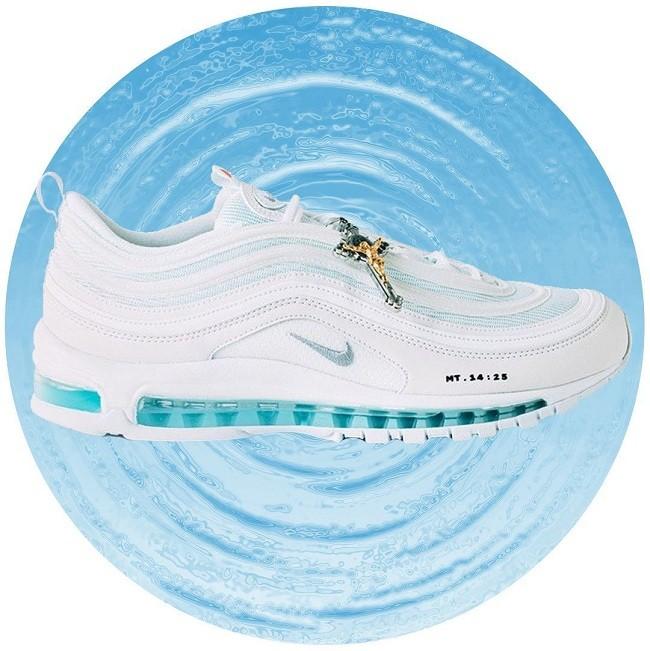 Đôi giày giá 92 triệu đồng chứa nước Thánh gây sốt với các tín đồ thời trang - Hình 2