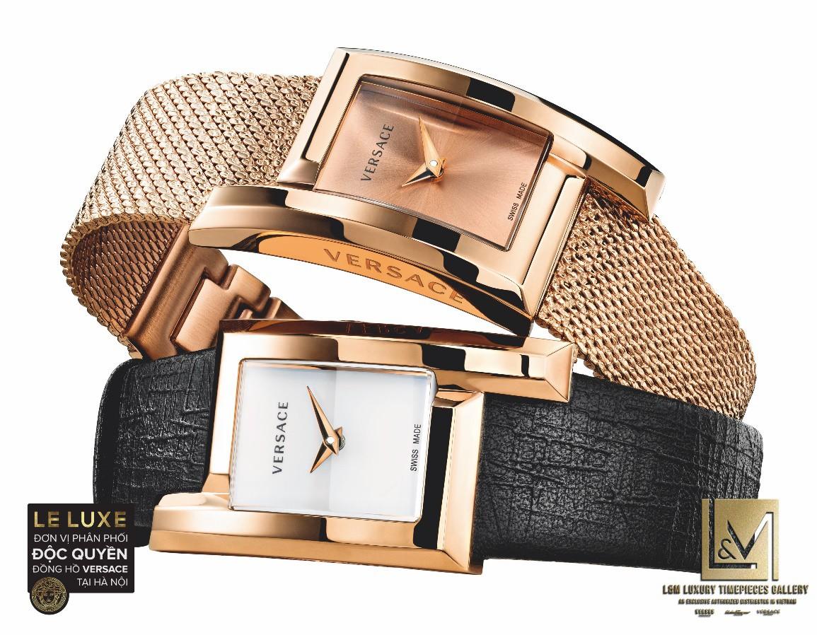5 BST đồng hồ mới nhất 2019 của Versace Watches - Hình 1