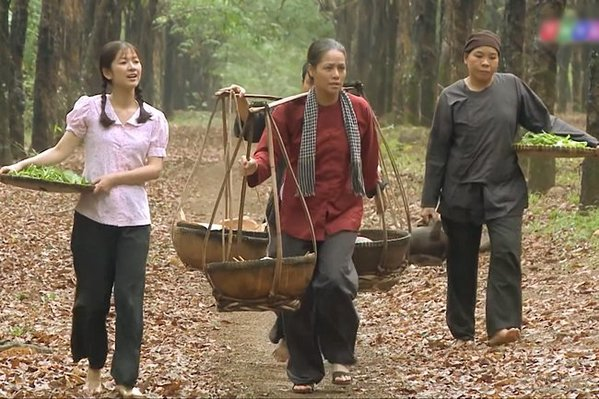 Ngã ngửa với lời phản pháo của Nhật Kim Anh khi bị soi luộc rau muống sống trong Tiếng sét trong mưa - Hình 1