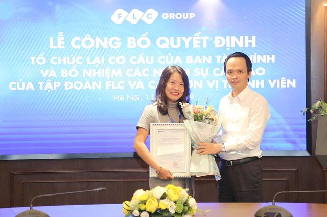 Nhiều nhân sự tài chính, kiểm toán nổi bật tại Việt Nam gia nhập FLC - Hình 2