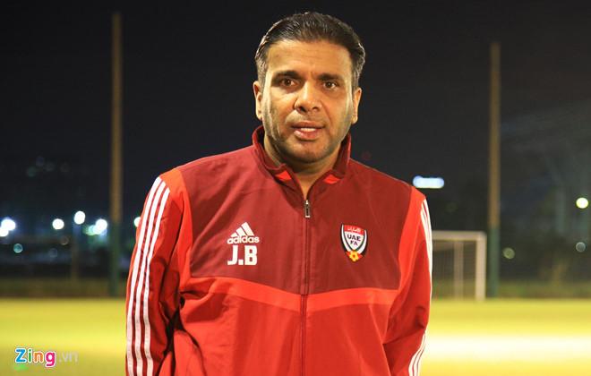 Trưởng đoàn U22 UAE: Bóng đá Việt Nam có tương lai đầy hứa hẹn - Hình 1