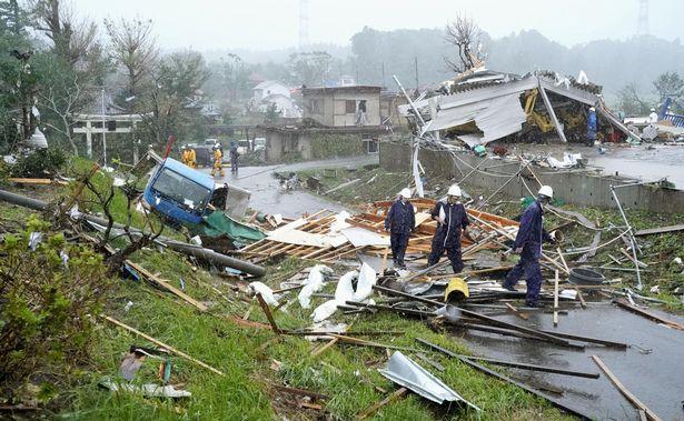 2 người Việt Nam mất tích trong vụ chìm tàu ở Vịnh Tokyo giữa bão Hagibis - Hình 2