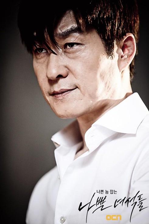 Biệt Đội Bất Hảo qua 3 phần huyền thoại: Nam thần ngập tràn nhưng không ai vượt qua bóng ác nhân Park Hae Jin - Hình 1