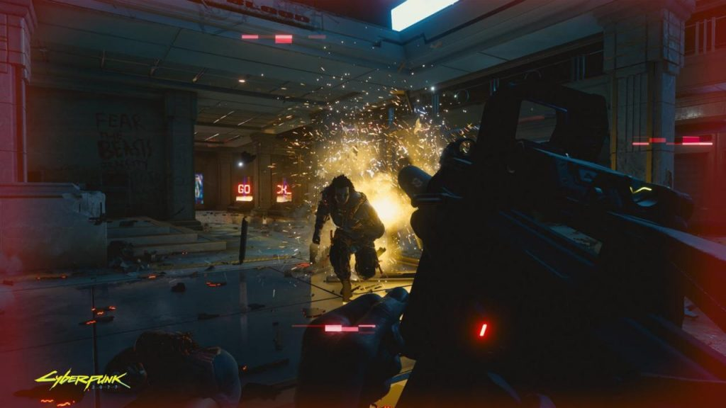 Cyberpunk 2077 sẽ có bản game Online? - Hình 2
