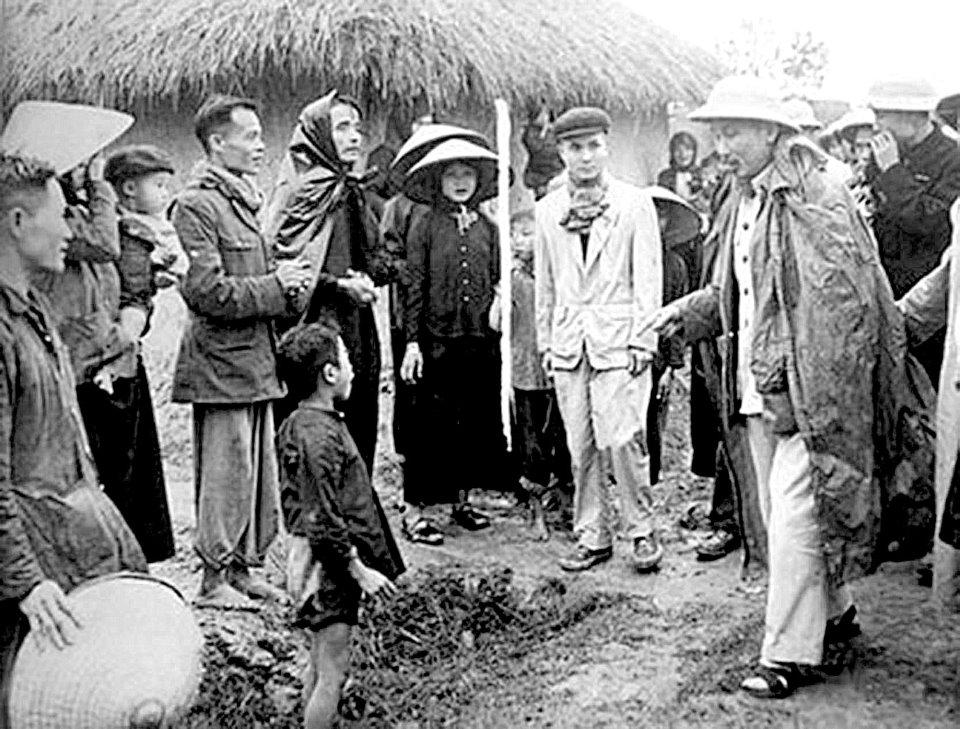 Học và làm theo phương pháp dân vận Hồ Chí Minh - Hình 1