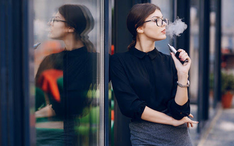 Những tác động đáng sợ của thuốc lá điện tử - Hình 1