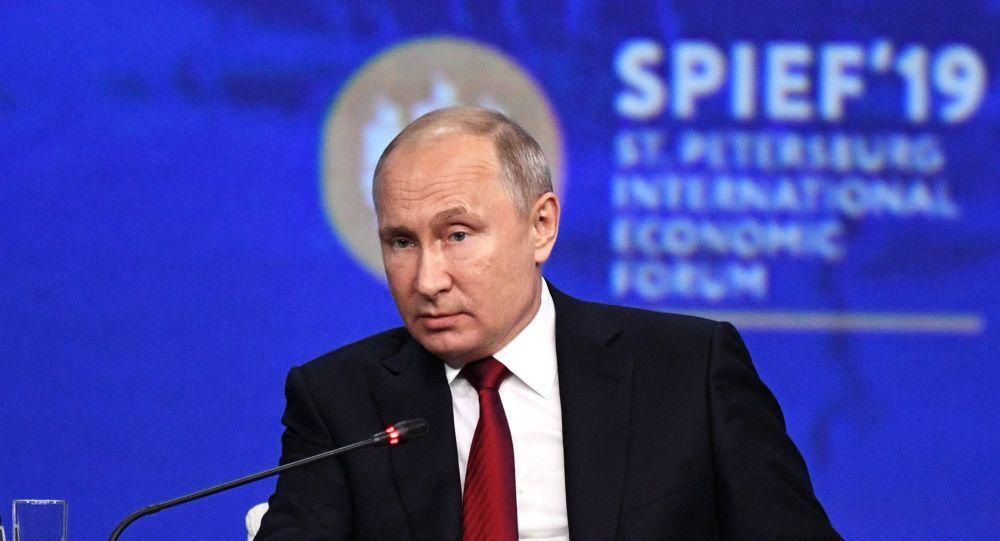 Ông Putin kêu gọi giải phóng Syria khỏi quân đội nước ngoài bất hợp pháp - Hình 1