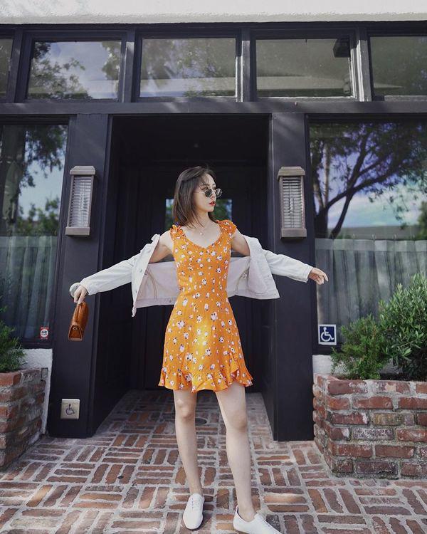 Thời tiết mát mẻ mà diện 3 bộ đôi trang phục xinh xắn này thì còn gì thích bằng - Hình 16