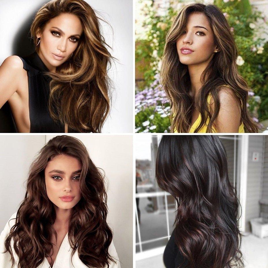 4 kiểu tóc dài đẹp 2019 được yêu thích nhất! - Hình 2