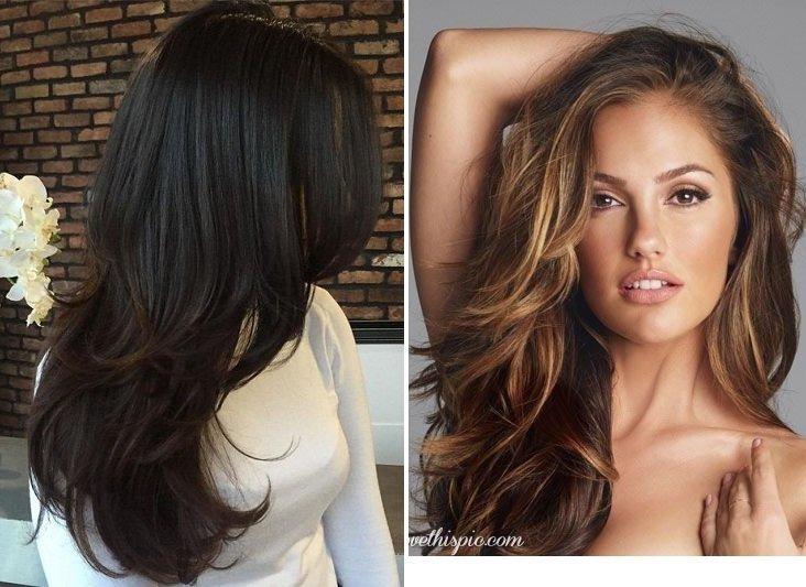 4 kiểu tóc dài đẹp 2019 được yêu thích nhất! - Hình 4