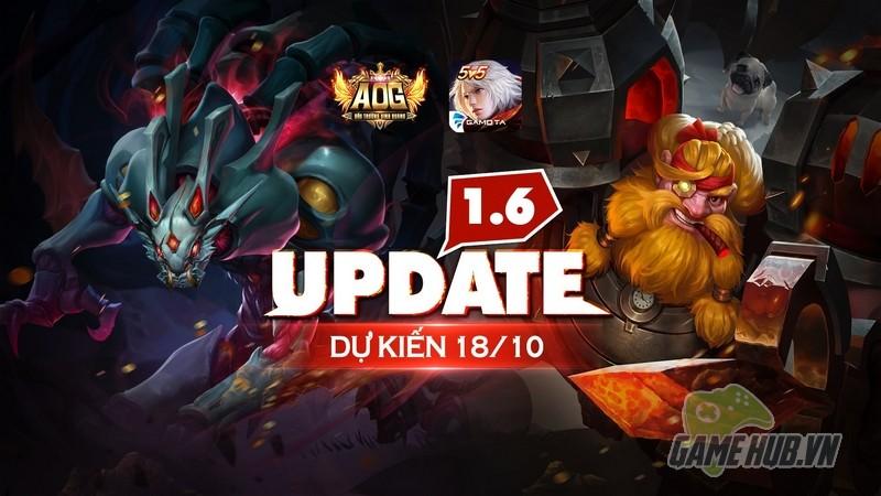 AOG dự kiến Update phiên bản mới với hai tướng siêu khủng - Hình 1