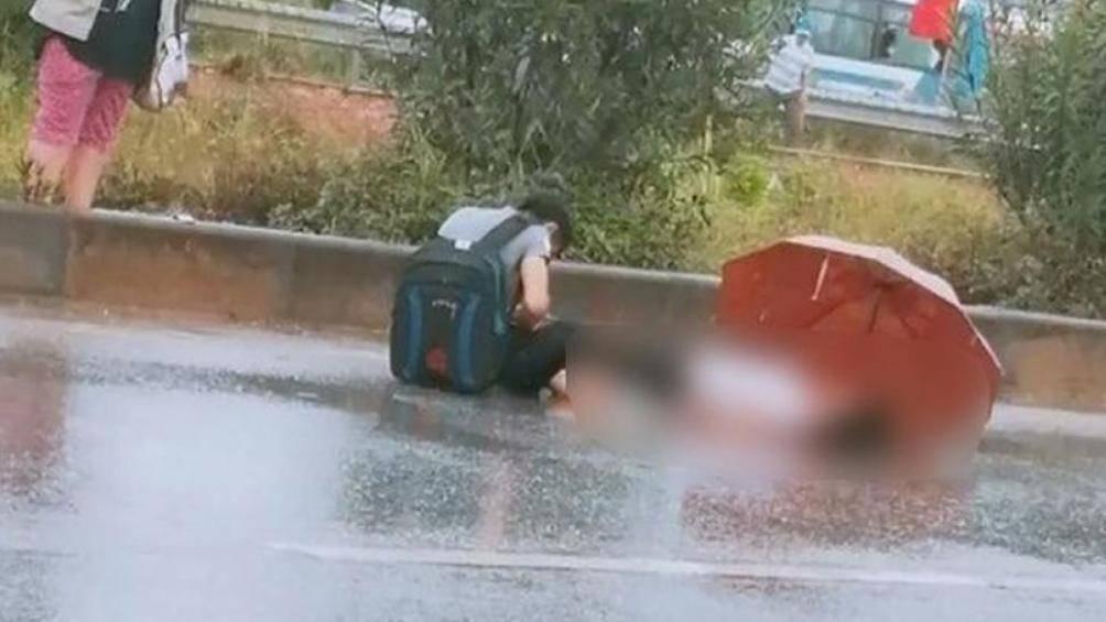 Điều tra vụ tử vong khi băng qua đường cao tốc: Lỗi thuộc người đi bộ - Hình 1