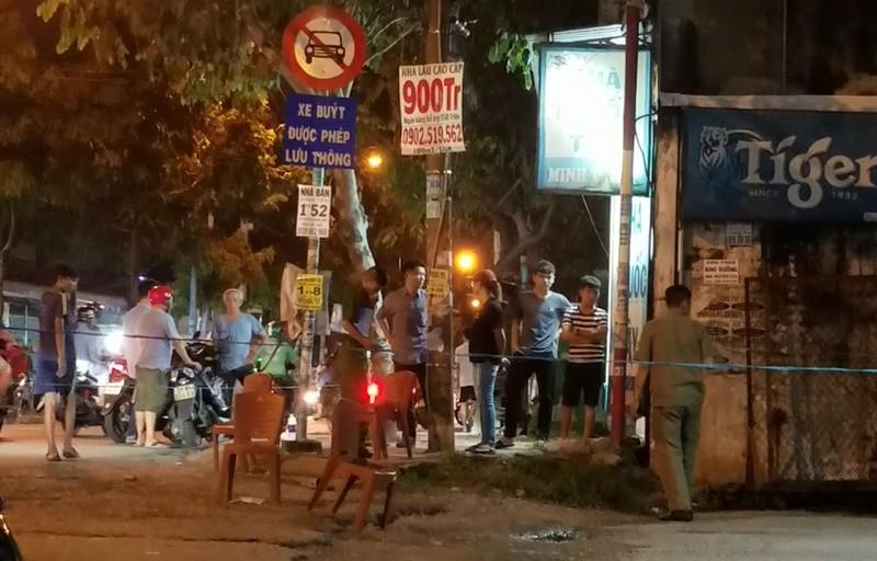 Hỗn chiến sau va quẹt, 2 người thương vong ở Bình Tân - Hình 2