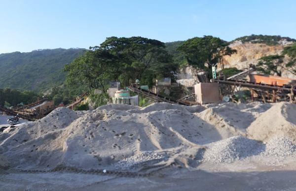 Một công nhân tử vong vì điện giật tại công trình khai thác đá - Hình 1