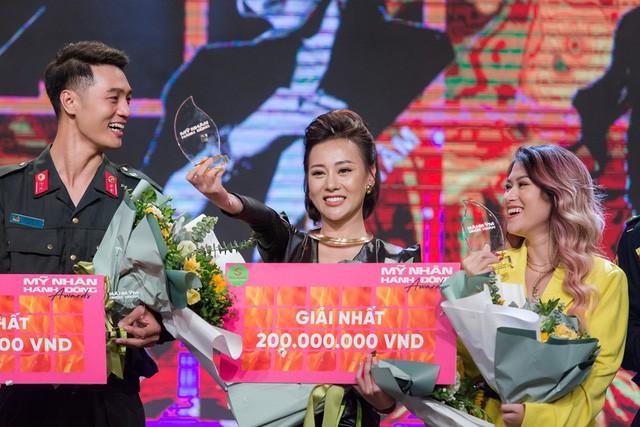 Mỹ nhân hành động: Trương Quỳnh Anh, Phương Anh Đào, Jang Mi cùng đồng đội được vinh danh loạt giải thưởng đặc biệt - Hình 2