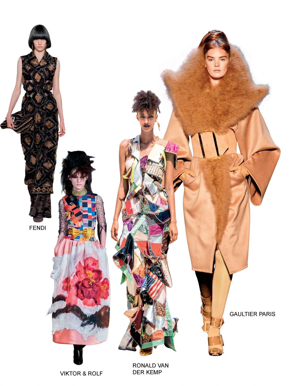 Haute Couture Thu - Đông 2019 và những giá trị hợp thời đại - Hình 3