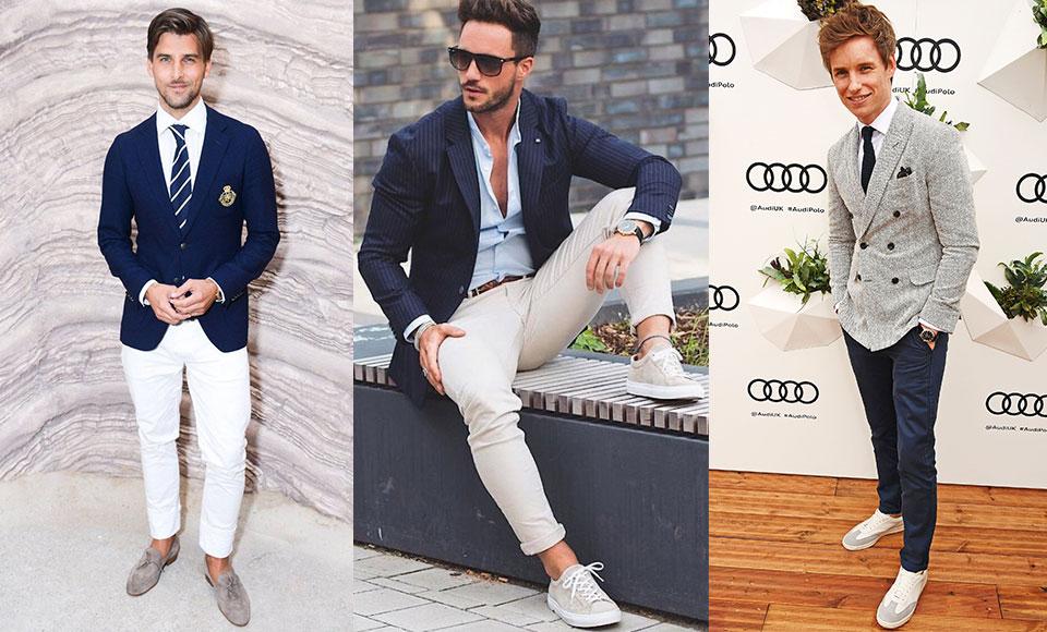 4 biến tấu suit jacket và áo blazer nam tuyệt vời cho quý ông - Hình 3