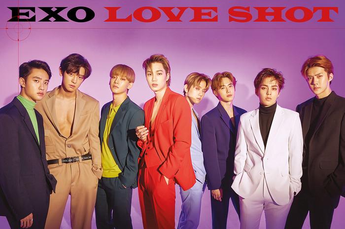 Với thành tích lượt xem mới, Love Shot trở thành bản hit nhanh nhất của EXO đạt được điều này - Hình 3