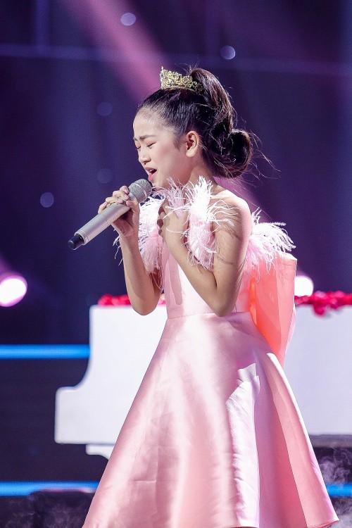 Lộ diện top 6 tài năng bước vào bán kết Giọng hát Việt nhí 2019 - Hình 2