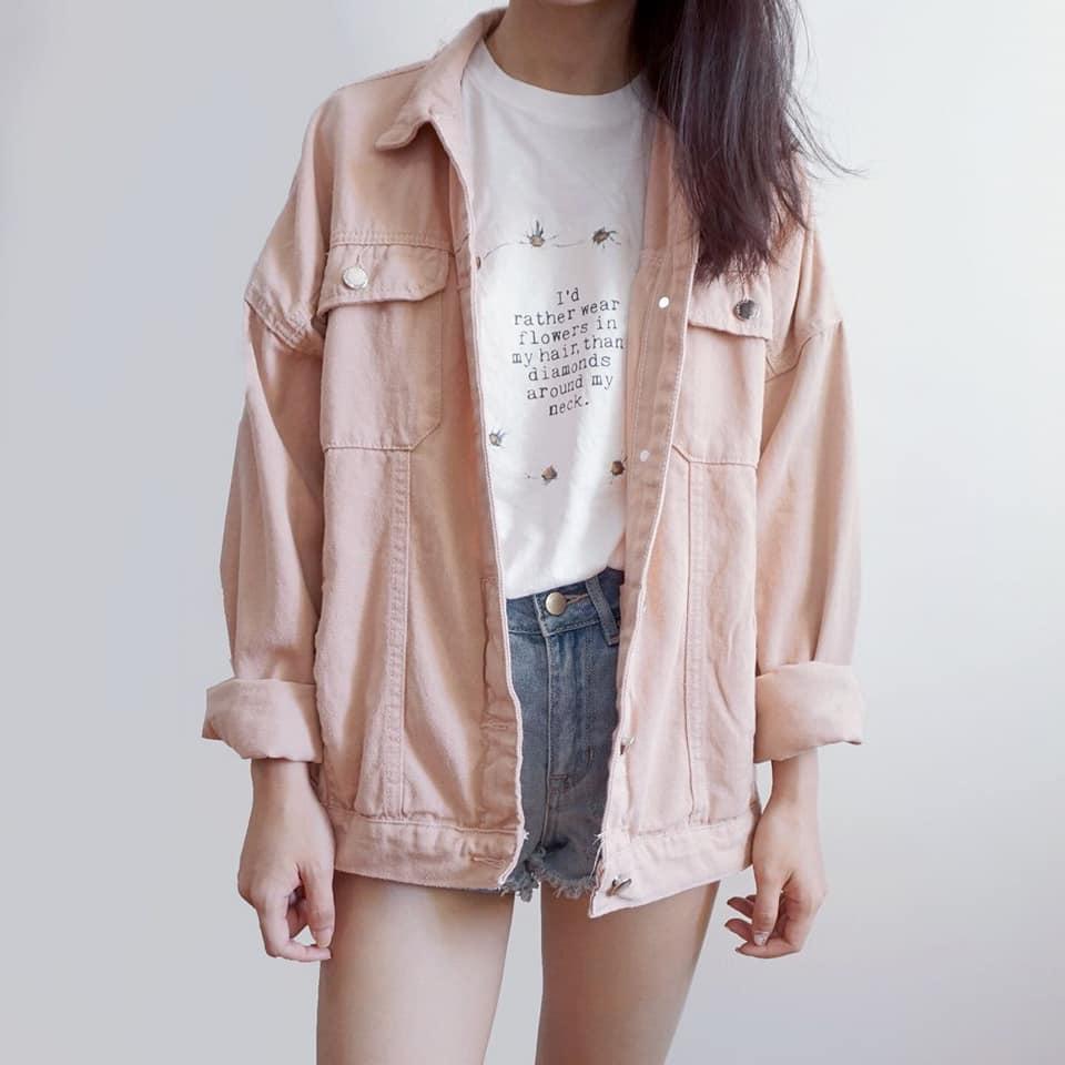 Mùa thu ngọt ngào với áo khoác mỏng nhẹ, năng động - Hình 4