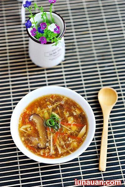 Nhẹ nhàng, thanh đạm với món súp thập cẩm khai vị bổ dưỡng ! - Hình 1