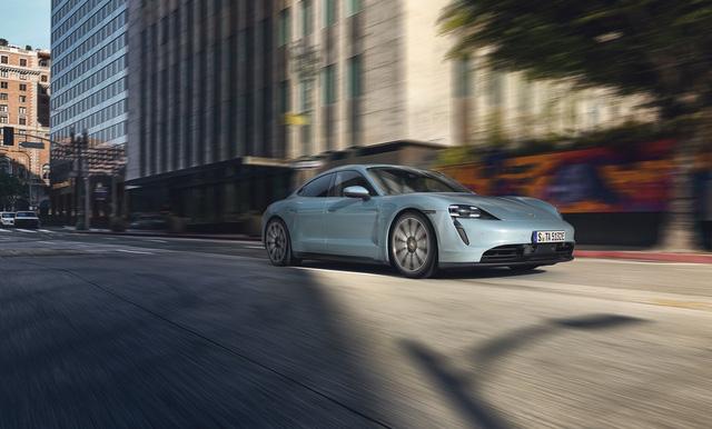 Porsche chính thức giới thiệu bản giá rẻ cho Taycan, vẫn mạnh hơn 911 GT3 - Hình 2