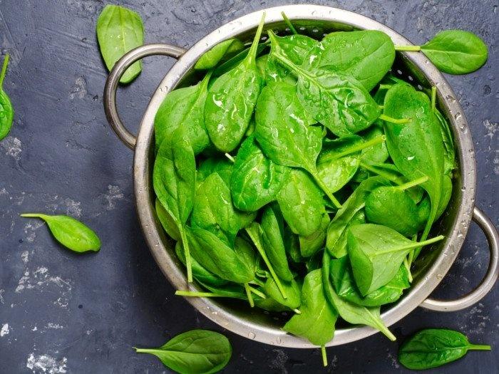 10 loại rau giúp tóc mọc nhanh và dày hơn mỗi ngày không tích cực ăn thì quá đáng tiếc - Hình 1