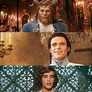 5 chàng hoàng tử bước ra từ cổ tích của nhà chuột Disney - Hình 1