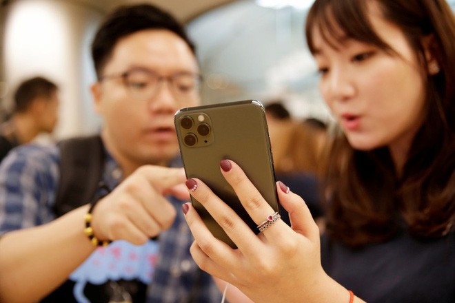 70% dân mạng Trung Quốc tuyên bố không mua iPhone mới, nhưng số liệu mới nhất lại đang chứng minh những dân mạng này chỉ nói mồm - Hình 2
