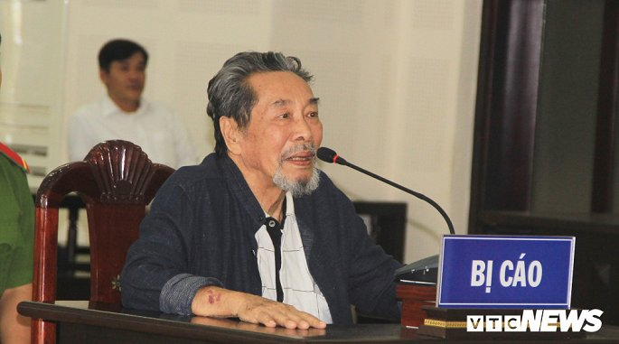Cụ ông làm giả văn bản UBND TP Đà Nẵng lừa bán 48 lô đất, chiếm đoạt hơn 23 tỷ đồng - Hình 1