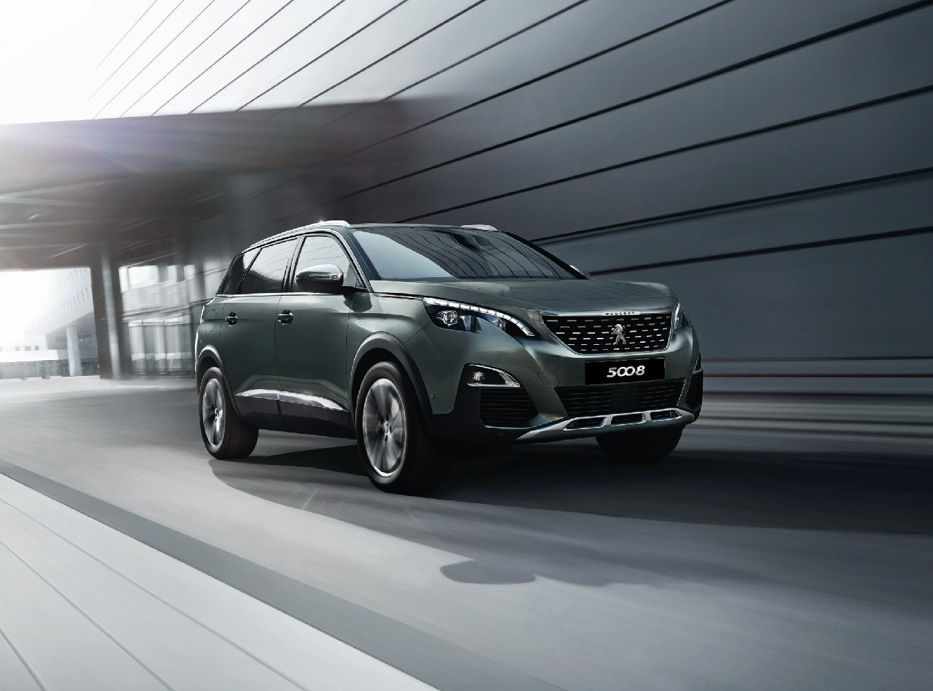 Giá lăn bánh xe Peugeot 5008 2019 sau khi bổ sung màu mới - Hình 2