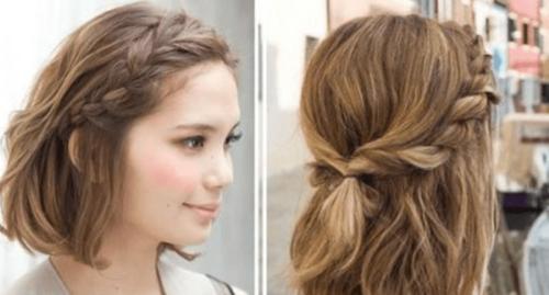 Một vài kiểu tóc đơn giản mà cực đẹp cho các phù dâu - Hình 9