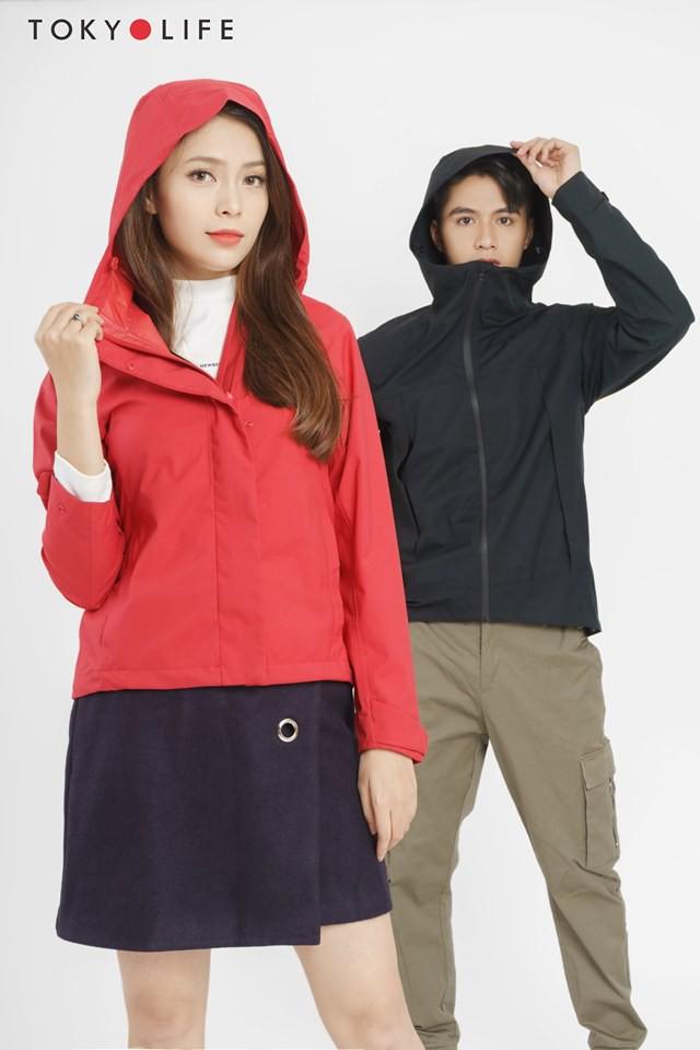 Áo khoác mỏng, nhẹ và biết thở chính là món đồ đáng đầu tư nhất khi trời gió mùa về - Hình 2