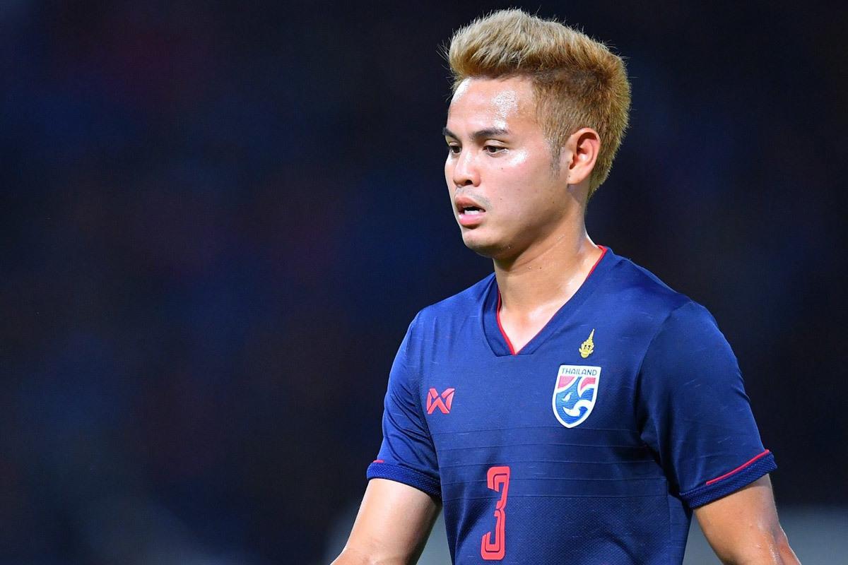 Sao Thái Lan tẩy thẻ để đấu tuyển Việt Nam - Hình 1